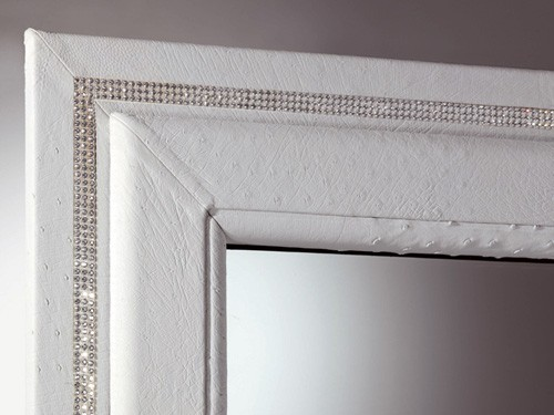 tonin frames fashion 2 Leather Doors and Leather Window Frames by Tonin