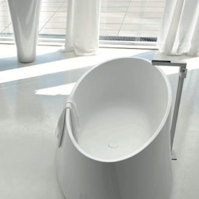 Freestanding Bathroom Suites – new Forma suite by Toscoquattro