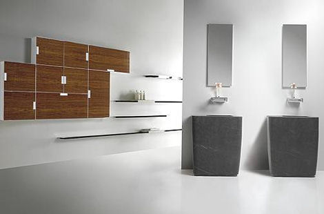 Luxury Bathroom from Toscoquattro – Chorus bathroom