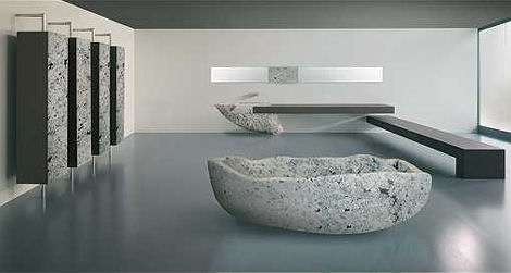 toscoquattro le acque bathroom Modern Italian bathroom suite from Toscoquattro   the Le Acque bathroom