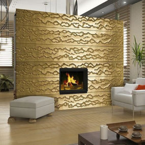Interior Decorative Paneling for Walls – modern wall panels by Total