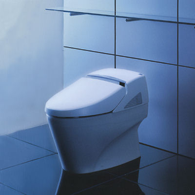 Toto Neorest 600 Toilet Luxury Bathroom Trends 2007 The Must Have Fixtures For Todays High End