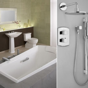 Toto Soiree collection – new bathroom suite