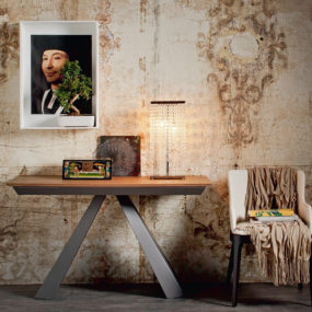 Transforming Console Table Convivium by Cattelan Italia