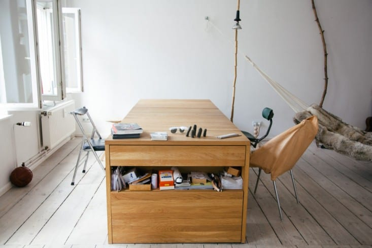 Transforming desk bed for small spaces by bless - Transforming furniture for small spaces image ...