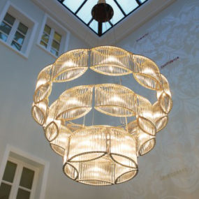 Transitional Lighting Fixtures – transitional style lighting Stilio by Licht im Raum