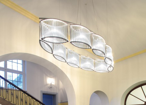 transitional style lighting fixtures licht im raum 2 Transitional Lighting Fixtures   transitional style lighting Stilio by Licht im Raum