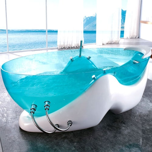 transparent bathtub korra 1 Transparent Bathtub by Korra