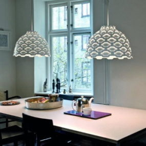 Trendy Pendant Lights by Louis Polson – LC Shutters