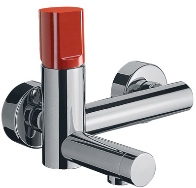 tresgriferia faucet max color 2 Bathroom Faucets by TresGriferia   new Max Color & Max Mad faucets