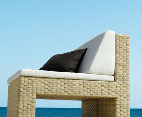 tribu prado garden furniture detail Contemporary Outdoor Furniture by Tribu   the Prado Outdoor Collection