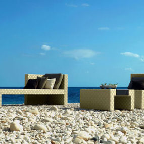 Contemporary Outdoor Furniture by Tribu – the Prado Outdoor Collection