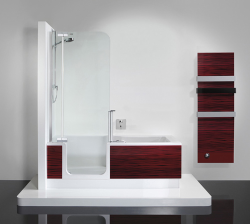 Tub Shower Unit By Artweger