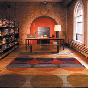 Contemporary Area Rugs & Carpets – Tibetan Rug luxury
