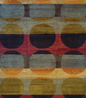 Tufenkian Tibetan Modern Total Eclipse Vineyard Rug Contemporary Area Rugs  U0026 Carpets Tibetan Rug Luxury