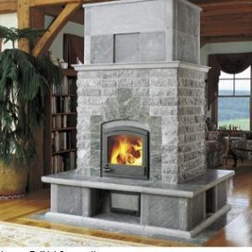 Tulikivi fireplace – soapstone fireplaces from Finland