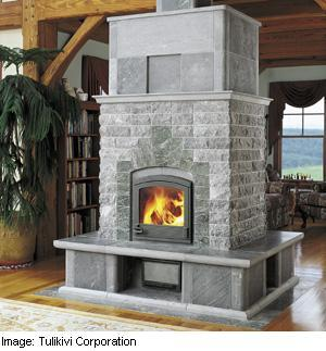 Tulikivi Fireplace Soapstone Fireplaces From Finland