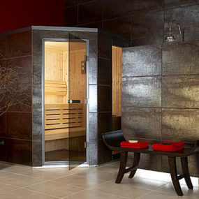 Scandinavian Sauna from Tylo – Classic steam sauna