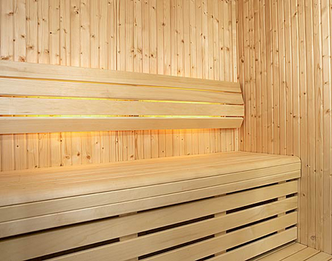 Scandinavian Sauna From Tylo Classic Steam Sauna