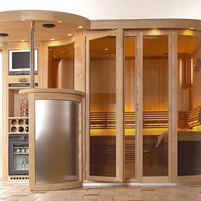Tylo Sauna – Vital Vision high-end Scandinavian sauna