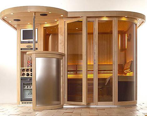 tylo sauna vital vison 1 Tylo Sauna   Vital Vision high end Scandinavian sauna