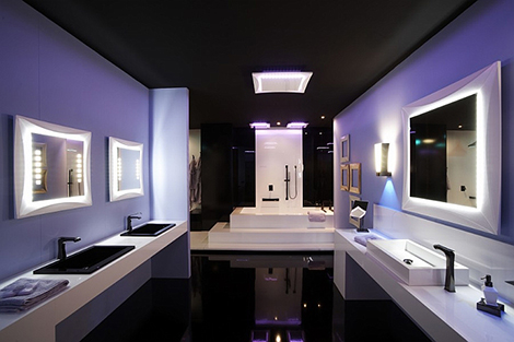 Ultra Modern Bathroom Ideas By Fir Italia