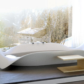 Amazing Bathtubs by Manuel Dreesmann
