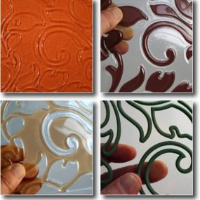 Modern Glass Tiles – customizable tile designs, tile colors by Ultraglas, to match your decor!