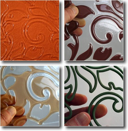 Modern Glass Tiles  customizable tile designs, tile colors by Ultraglas,  to match your decor!