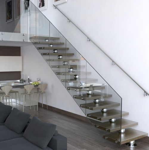 Unique Contemporary Staircases Faraone Straight 3 Unique Contemporary  Staircases By Faraone