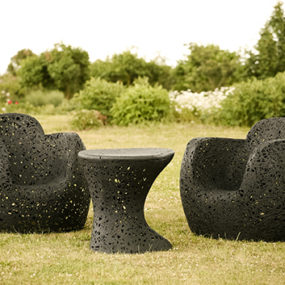 Unique Garden Furniture by Maffam Freeform
