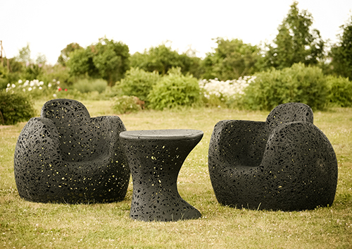 unique garden furniture maffam freeform 1 Unique Garden Furniture by Maffam Freeform