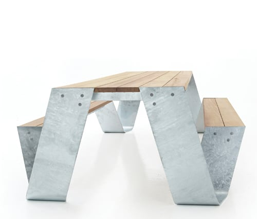 unique patio tables with sunshade extremis 4