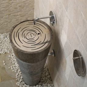 Unique Pedestal Sinks by Bati