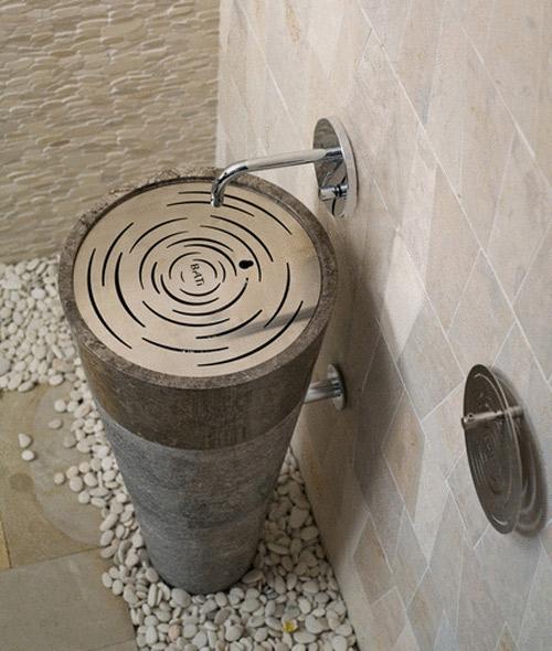 unique pedestal sinks bati 3 Unique Pedestal Sinks by Bati