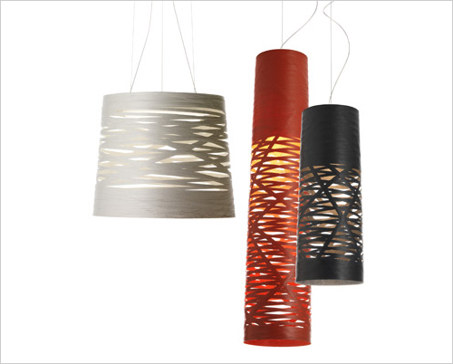 unique suspension lights tress by marc sadler foscarini 1