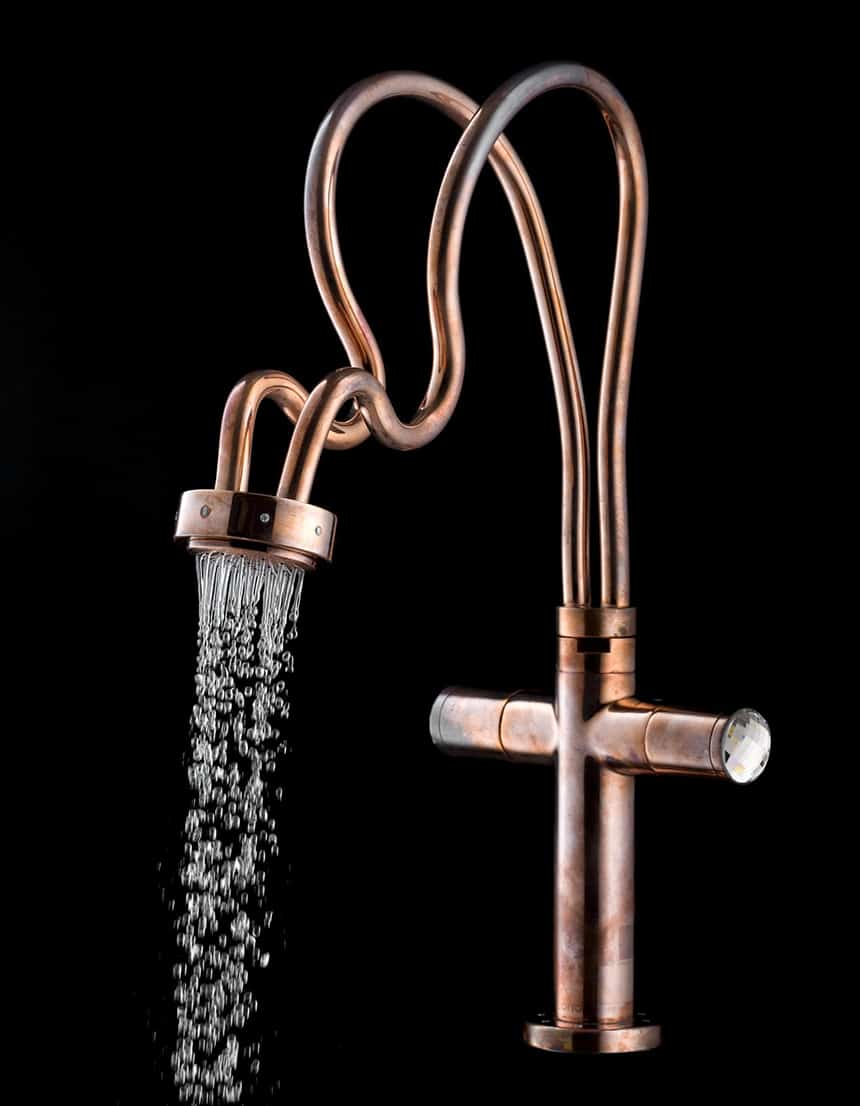 Ordinaire Unique Swarovski Faucets For Shower Or Sink By Cotto