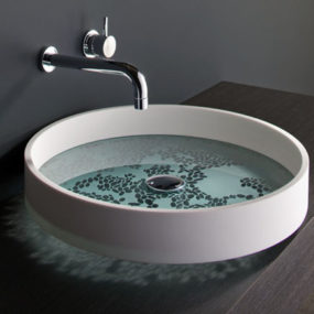 Unusual Bathroom Basins by Omvivo – Motif and KL