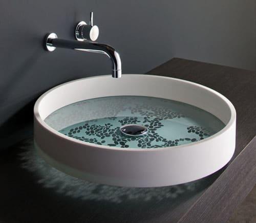 Superb Unusual Bathroom Basins Omvivo 1 Unusual Bathroom Basins By Omvivo Motif  And KL Part 27