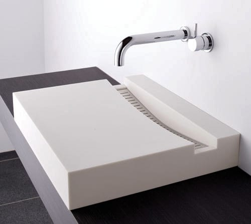 unusual bathroom basins omvivo 2 Unusual Bathroom Basins by Omvivo   Motif and KL