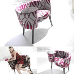 Funky Modern Furniture by Fama