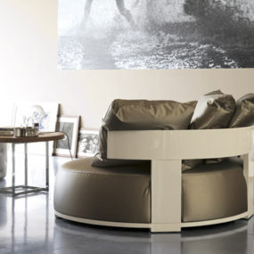 Unusual Loveseats by Porada