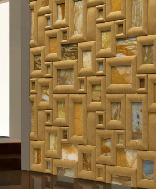 unusual wall tiles pelle pietra 2 Unusual Wall Tiles by Pelle Pietra