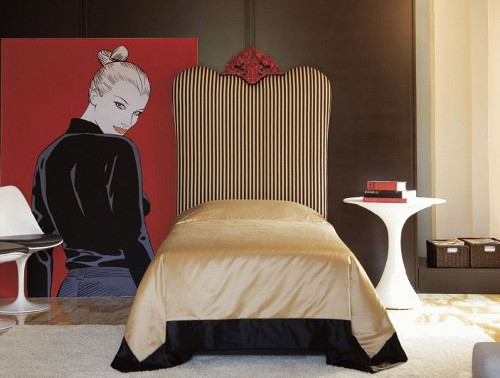 upholstered headboards beds creazioni 2