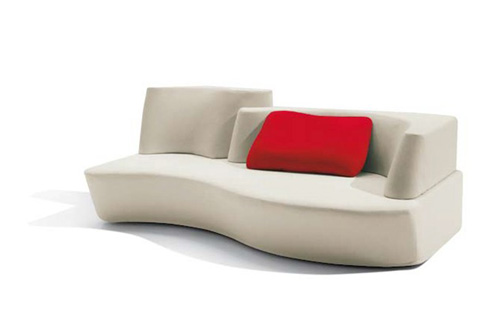 upholstered stackable sofa mumble felicerossi 3