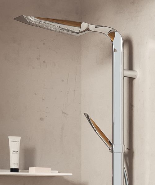 upscale bathroom faucets teuco skidoo 2 Upscale Bathroom Faucets by Teuco    Skidoo