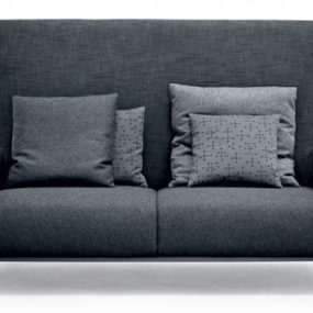 Urban Chic Sofa in Gray by Tacchini