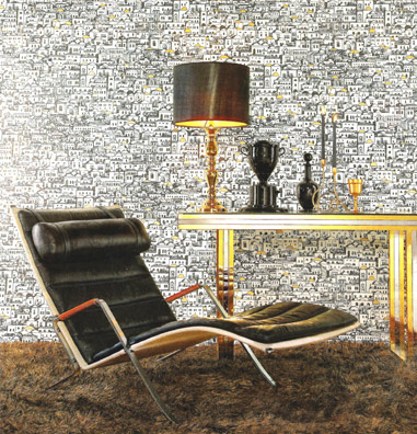 urban wallpaper cole and son 7