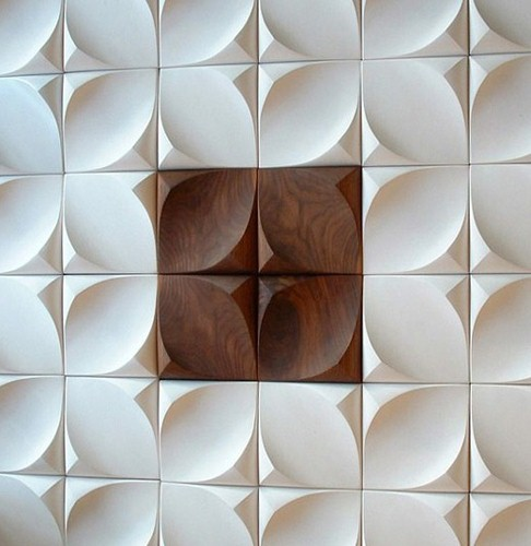 Relief Wall Tiles by Urbanproduct