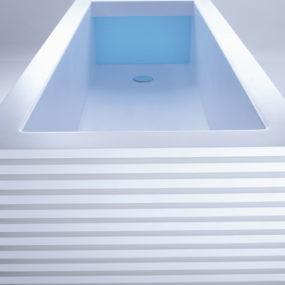 UsTogether Line Tub & Sink – newest contemporary bathroom range